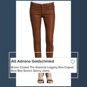 "Adriano Goldschmied ""The Absolute Legging"""
